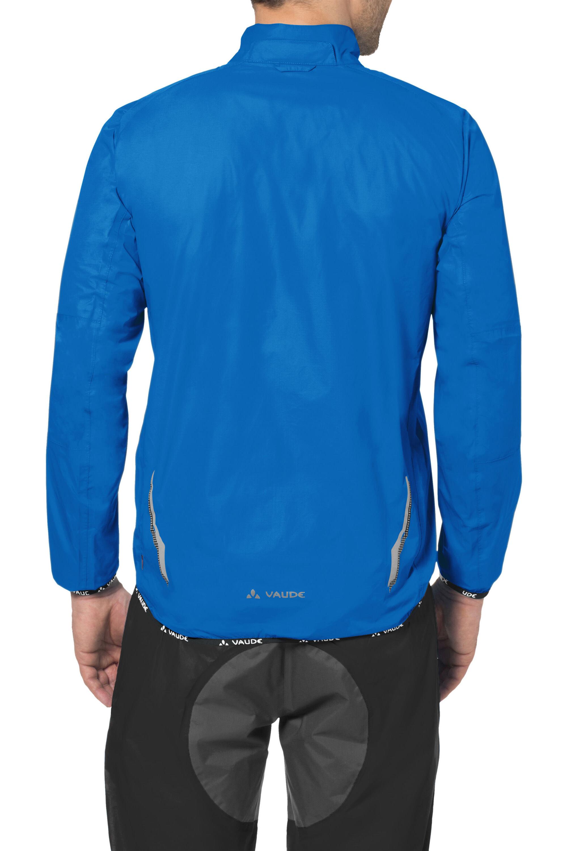vaude drop iii jacket men hydro blue online kaufen. Black Bedroom Furniture Sets. Home Design Ideas